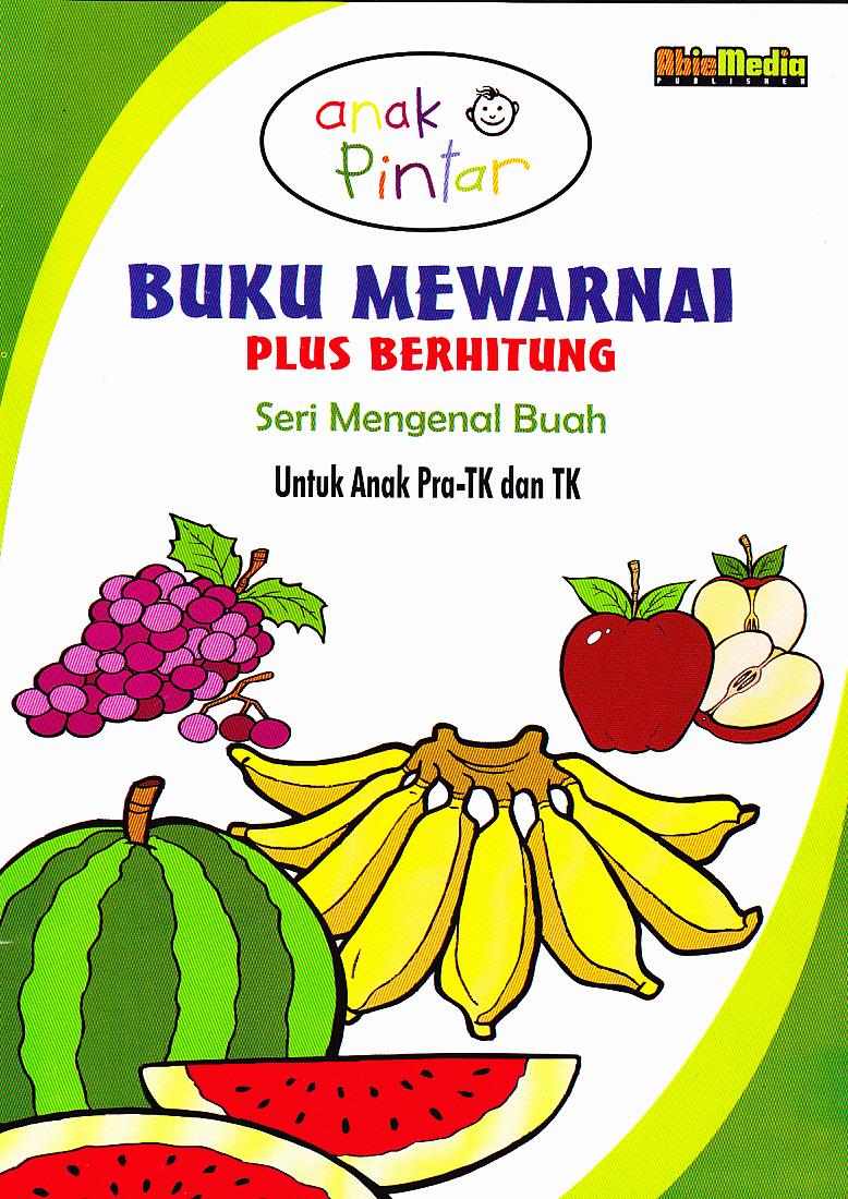 Download Mewarnai Gambar Format PDF untuk Anak TK dan PAUD