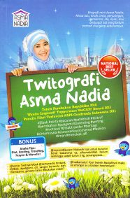 Novel TWITOGRAFI ASMA NADIA