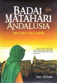 Novel BADAI MATAHARI ANDALUSIA